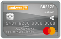 Breeze Platinum Mastercard