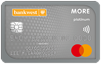 More Platinum Mastercard