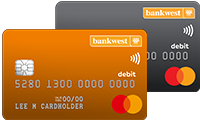 Low fee bank account - Bankwest Easy Transaction Account
