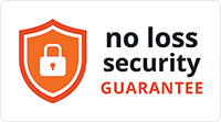 No loss security guarantee. BOB is backed by our No Loss Security Guarantee, so you have peace of mind that your money will be safe.