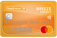 Bankwest Breeze Mastercard®